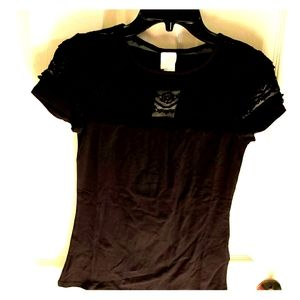 NWT H&M Lace Shirt